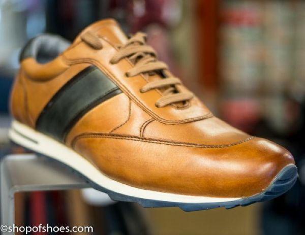 Luxurious Leather mens leasure shoe
